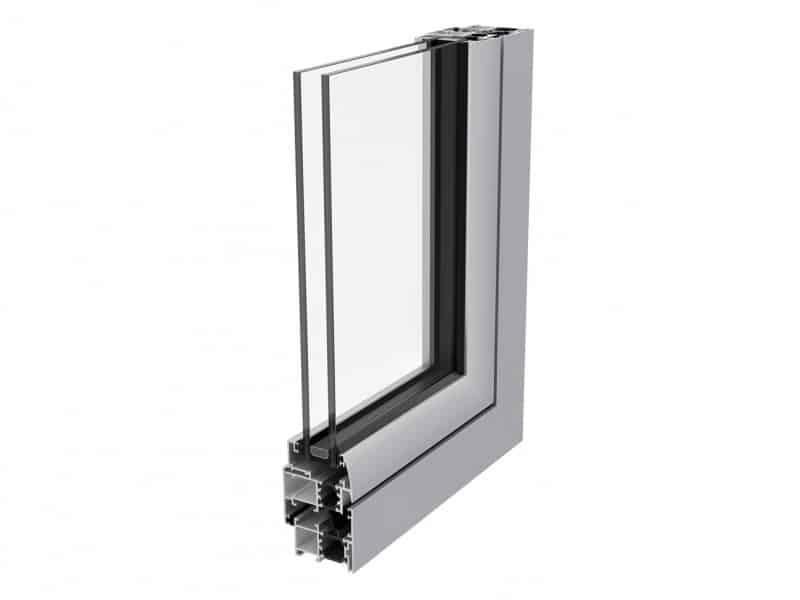 KT51 Tilt &Turn Windows