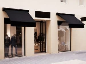 Exlabesa KTS Thermal Shop Front